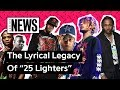 "Travis Scott, Kendrick Lamar & The Legacy of ""25 Lighters"" 