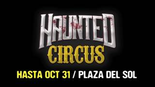 HAUNTED CIRCUS PAYASO DIABOLICO