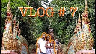 Doi Suthep Chiang Mai Thailand|| Do Black Families Travel Mountains?