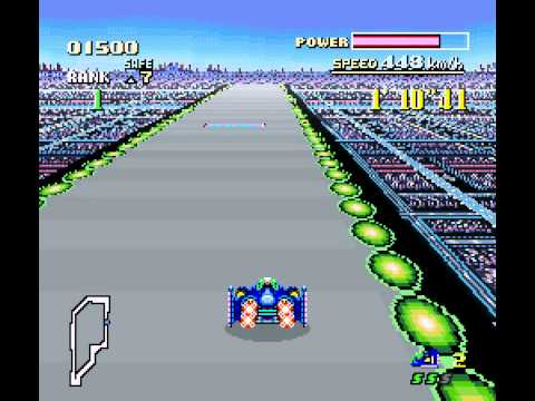 F-ZERO - F-ZERO Preview - User video