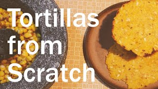 Nixtamalization - How to make Masa and Hominy from Dried Corn | Flavor Lab