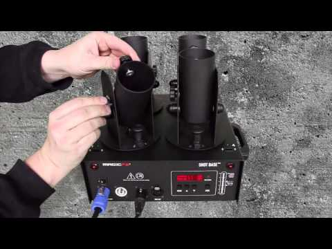 MFX0350 MAGICFX® SHOT BASE DMX
