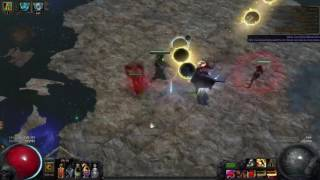 POE 2.5.2 AW disfavor Shaper Down