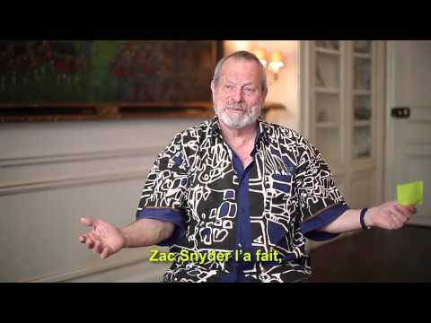 Terry Gilliam, post-it interview