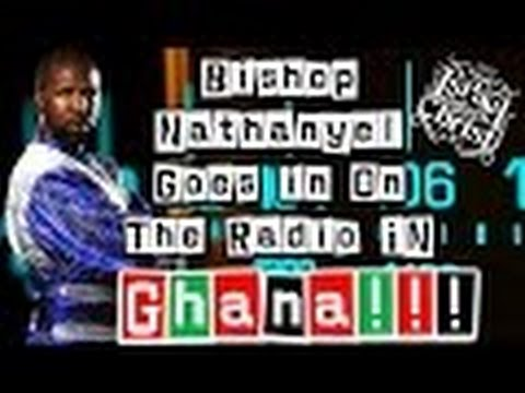 The Israelites  Bishop Nathanyel Goes In On The Radio In Ghana!!!