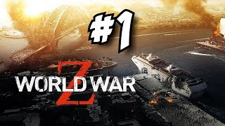 World War Z Zombies Episode 1: New York - Zombie Hell is Breaking Loose