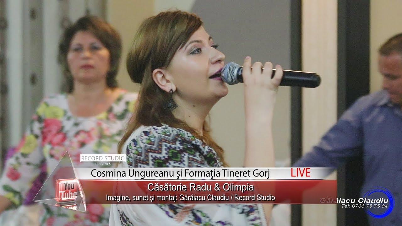 Cosmina Ungureanu | Stati dusmanilor pe loc, Joaca lumea joc si eu | LIVE Casatorie Radu & Olimpia