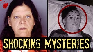 5 Disturbing Unsolved Mysteries, Finally Solved