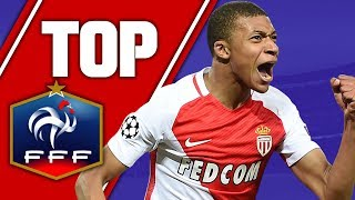 FIFA 17 🇫🇷 TOP 10 BEST YOUNG PLAYERS FROM FRANCE  CAREER MODE WITH HIGH POTENCIAL