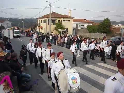 Carnaval De Monte C�rdova 2012