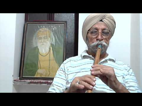 Jis Gali Mein Tera Ghar - (Flute Instrumental)