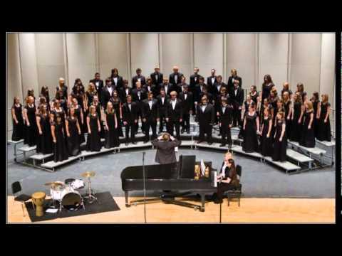 Bhs Choir Sings Filipino Folk Song video