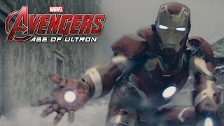 AVENGERS: AGE OF ULTRON - Arabic Subtitled Payoff Trailer