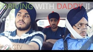 Driving With DaddyJi || A QLC PRODUCTION