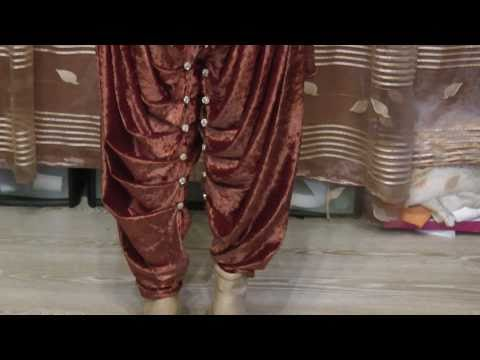 dhoti-into-normal-salwar.html