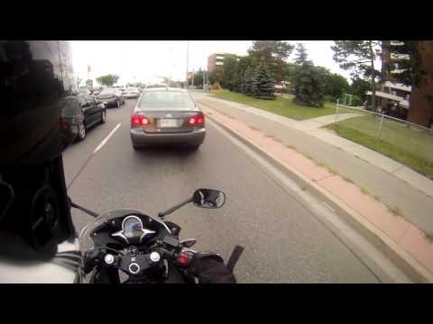 CBR 250 [VLOG #4] Tall Rider on a Sports Bike[250cc+?]