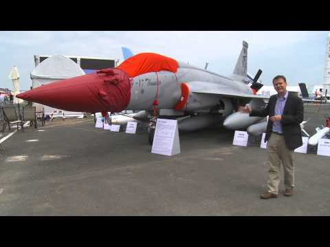 Fighter Jets At The Paris Air Show