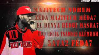 Zico Man Feat Mc Volcano_________Kalima, lyrics by hamza hedhli
