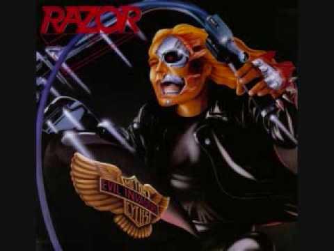 Razor - Legacy Of Doom