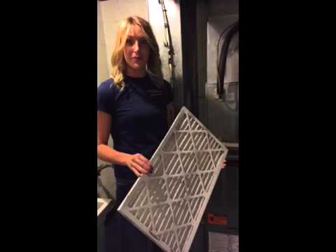 Columbia Gas of Pennsylvania - How often should you change your furnace filter?