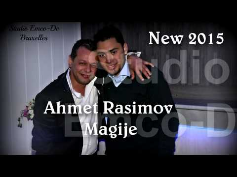 New 2015 ♫ Ahmet Rasimov Magije♫  █▬█ █ ▀█▀ Studio Emco-dv Emmanuel video