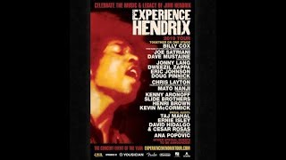 'Experience Hendrix Tour' 2019 feat. Megadeth