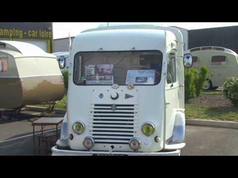 Video : Le plus ancien camping car roule encore !