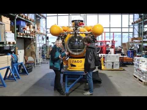 Hinter den Kulissen: Zu Besuch im Geomar – Helmholtz-Zentrum für Ozeanforschung