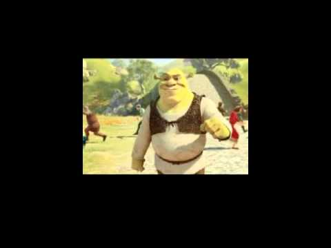 Shrek Get A Real Shrek.