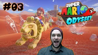 It's Getting Hot In Here! - Super Mario Odyssey - Gameplay [#03]
