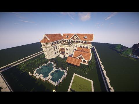 Быстрая постройка дома! часть 3