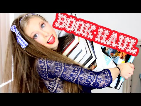 CHRISTINE'S WEIRD LIPSTICKY BOOK HAUL