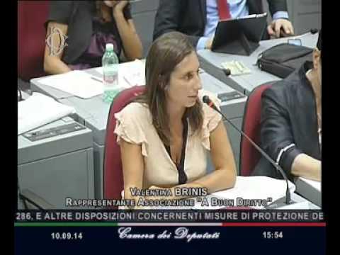 Roma - Minori stranieri, audizione esperti (10.09.14)