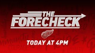 The Forecheck | Preseason - Chicago Blackhawks vs. Detroit Red Wings