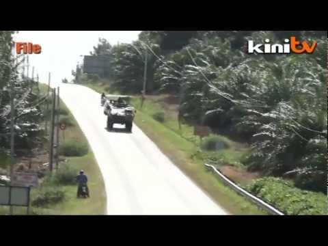 "Police: Sabah ""OK"" for GE13"