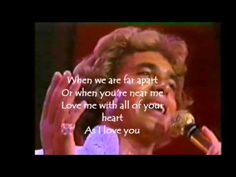 Engelbert Humperdinck - Love Me With All Your Heart