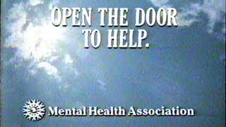Mental Health Association PSA, Feb 3 1988