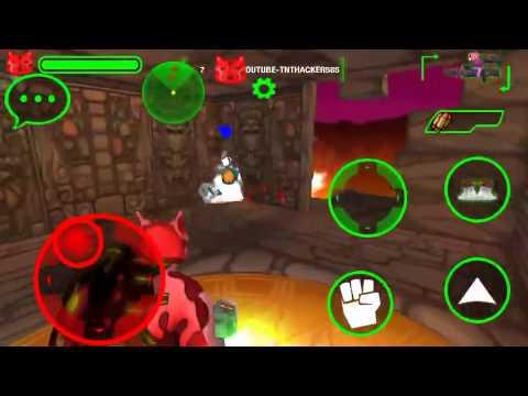 Battle bears gold huggy & heavy gameplay glitch ^_^
