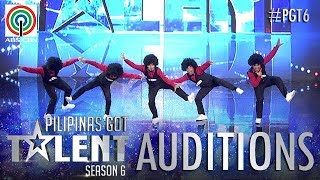 Pilipinas Got Talent 2018 Auditions: Next Page - Retro Dance