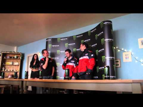 Hilarious Michael Dunlop and Michael Rutter TT interview. Isle of Man TT