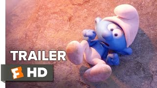 Smurfs: The Lost Village Official International Trailer 1 (2017) - Animated Movie