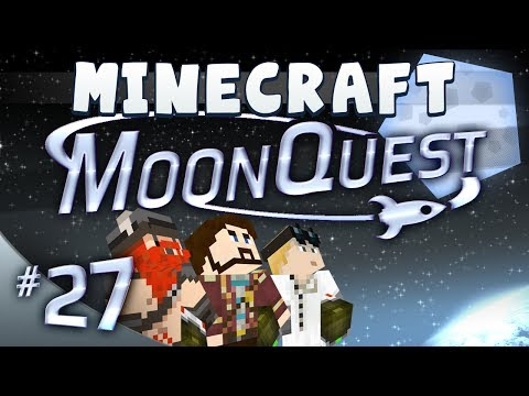 Minecraft Galacticraft - MoonQuest Episode 27 - Saving Private Simon