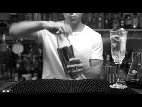 How to make a Gin Cocktail with Adnams Copper House Gin and Mixology Group