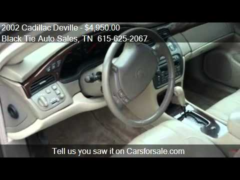 2002 Cadillac Deville DHS - for sale in Smyrna, TN 37167