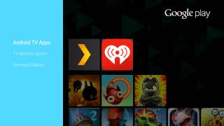 Android TV ADT-1 Google Play Store App demo HD
