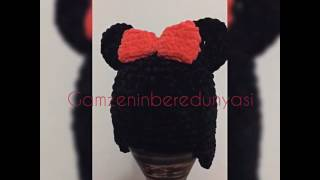Minnie Mouse Bere