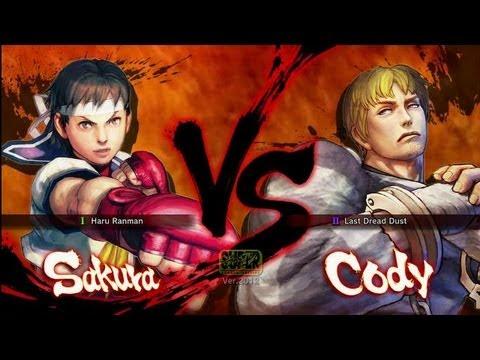 AvG FREE SALT88 (Sakura) vs FSU xX GrUmPy22 (Cody) AE2012