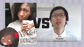 Response Video: Nobita (find your love in Japan)