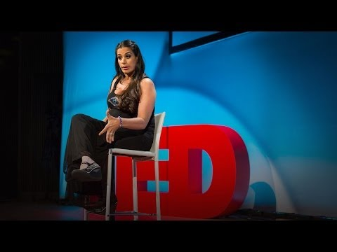 Maysoon Zayid: I got 99 problems... palsy is just one