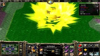 Warcraft 3 | Legend Of Dragon | Kel Stonebull - Ancient Behemmoth | Too Complicated